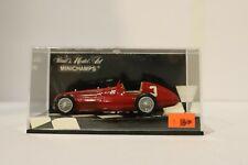 1/43 MINICHAMPS 400 511203 Alfa Romeo Alfetta 159 w Free ship!