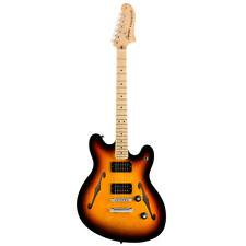 Squier by Fender Affinity Starcaster Hollowbody Electric Guitar - Sunburst