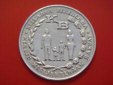 Indonesia 5 Rupiah, 1974, Family Planning Program UNC