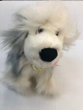 Old English Sheepdog Max From Disney The Little Mermaid Plush Dog