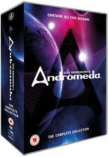 ANDROMEDA Complete Season Series 1 2 3 4 & 5 1-5 Collection Boxset NEW DVD