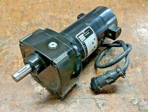 BODINE DC GearMotor P/N 24048EPM-D3 0.48A 1/17 HP Ratio 12:1 Torque 12 lb-in