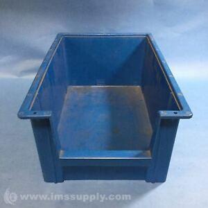 Quantum DLB50 Plastic Storage Bin USIP