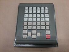 """Fanuc A02B-0120-C121/MAR Small MDI Unit 9"""" Keypad #100Z35"""