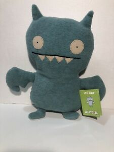 """UGLYDOLL ICE BAT Large L 12"""" Classic Original 2000 With Tags"""