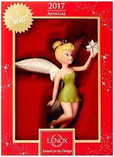 Lenox Tinker Bell Ornament Up & Away Tink Disney Showcase 2017 New
