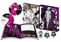 DANGANRONPA 3: THE END OF KIBOGAMINE GAKUEN; BOX 2-JAPAN Blu-ray+CD AJ23