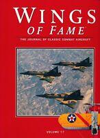 Wings of Fame vol. 17 softback (F-102 Delta Dagger) - New Copy