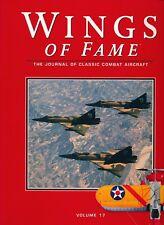 Wings of Fame vol.17 softback (F-102 Delta Dagger) - New Copy