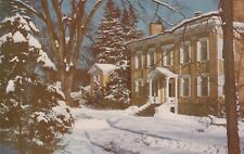 *(N)  Cooperstown, NY - Cooper Inn - Exterior and Grounds - Winter