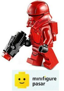 sw1075 Lego Star Wars 75266 Episode 9 - Sith Jet Trooper Minifigure with Blaster
