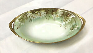 """Antique Collector Dish Rosenthal Selb Bavaria Donatello Hand painted MINT 13"""""""