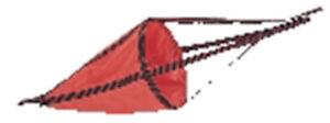 Lalizas Treibanker für Boote bis 4,5m Nr. 1, 10071