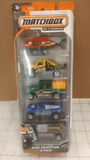 Matchbox On A Mission Dino Adventure 5 Pack