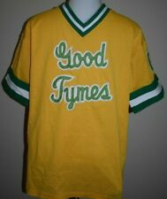 Vintage Good Tymes Bar Tavern Baseball Jersey Shirt Large wisconsin softball
