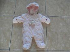 NOUKIES jolie combinaison/manteau rembourré  bébé 1 mois