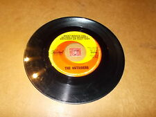 THE OUTSIDERS - WHAT MAKES YOU SO BAD - GIRL IN LOVE  / LISTEN - POP GARAGE SOUL