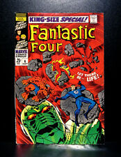 COMICS: Marvel: Fantastic Four Annual #6 (1968), 1st Annihilus/baby Franklin app