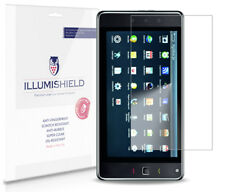 iLLumiShield HD Screen Protector w Anti-Bubble/Print 3x for Huawei IDEOS S7