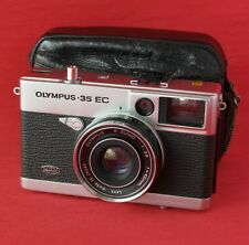 OLYMPUS 35 EC 35mm FILM CLASSIC COMPACT CAMERA Similar to TRIP 35 LOMOGRAPHY?