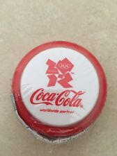 Coca Cola Yoyo Red/White Sealed in Package 2012 London Olympics New