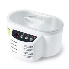 30W/50W Mini Ultrasonic Cleaner for Jewelry Glasses Circuit Board Watch CD Lens
