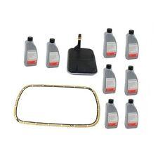 BMW E46 E39 X3 323 325 X3 Set of 8 Quarts Fluid & Transmission Filter Kit