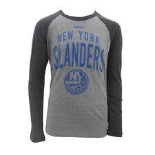 New York Islanders Nhl Reebok Kids Youth Size Long Sleeve Shirt New With Tags