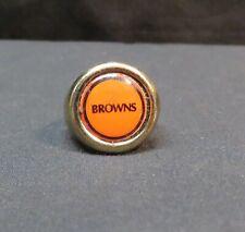 Vintage Cleveland Browns Adjustable Ring Memorabilia