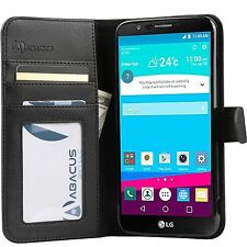 LG Plain Mobile Phone Wallet Cases with Card Pocket