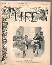 1894 Life June 21-Goff prosecutes NYC Police dept corruption; Jewish taylor