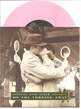 """PINK FLOYD """"On The Turning Away"""" limited pink 7"""" Vinyl Single"""