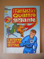 I FANTASTICI QUATTRO GIGANTE serie Cronologica n°5 1978 Corno [G758] BUONO