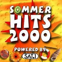 Sommer Hits 2000 (Polystar, SAT.1) Sonique, Vengaboys, Gigi D'Agostino,.. [2 CD]