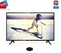 """Philips  43PFT4112 - TV LED - Full HD - 43"""" - Garantie 2ans"""