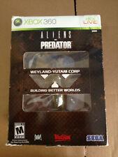 Aliens vs. Predator Hunter Edition Xbox 360 Alien Brand New Playstation 3 PS3