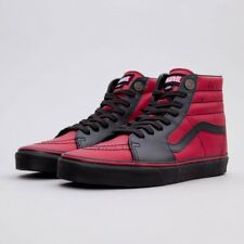 f70baddb505a VANS U SK8 HI MARVEL DEADPOOL LIMITED EDITION UNISEX MENS 9 WOMEN S 10.5