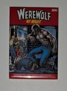 "Werewolf by Night Marvel Comics  Refrigerator Magnet 2"" X 3"" fridge"