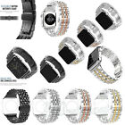 Stainless Steel Wrist Watch Bands Strap Bracelet For Apple Watch iwatch 38/42mm