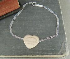 Tiffany & Co. Return to Tiffany Heart Bracelet in 925 Sterling & Rubedo® Metal