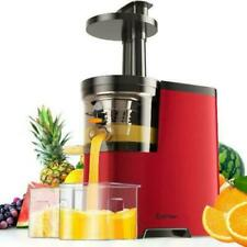Juicer Machine Masticating Slow Juice Cold Press Extractor Maker Fruit Vegetable