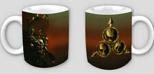 WARHAMMER 40K -INSPIRED-CHAOS SPACE MARINES-MORTARION -PRIMARCH -COFFEE MUG!!!