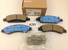 05-07 Chevrolet Silverado GMC Sierra 1500 Front DISC BRAKE PADS KIT new OEM