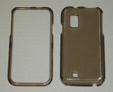 Samsung Fascinate i500 Crystal Hard Plastic Case GREY