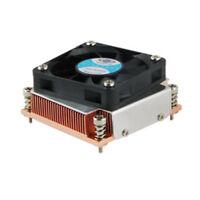 Dynatron i2 Mobile CPU Cooler Socket G PGA 988 for Intel Core i3/ i5/ i7 45W