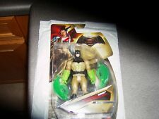 Batman v Superman: Kryptonite Blades Batman, 6 Inch Movable Action Figure  NIP