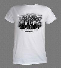 Braveheart Scotland William Wallace Scottish Independence skeletons T-shirt