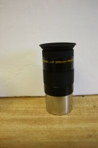 "Meade 26mm LP Super Plossl Telescope Eyepiece Series 4000 1.25"" -  Made in Japan"