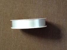 """Stampin' Up! 5/8"""" Satin Ribbon Silver"""