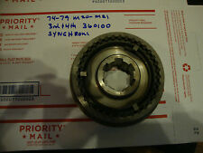 74-79 M-2O-M2 NOS 360100 Transmission Sychronizer Assembly 3rd & 4th Gears EE126